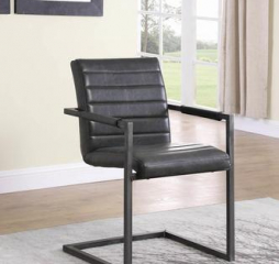 Henderson Upholstered Desk Chair by Coaster