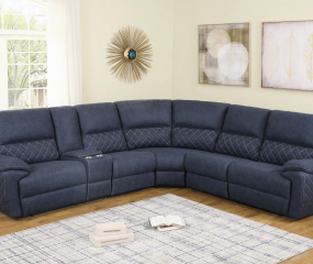 Variel 6 Piece Modular Motion Sectional by Coaster