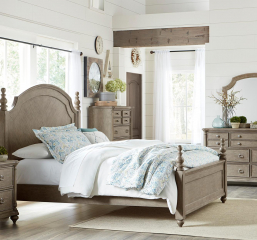 Grayling Downs Bed by Homelegance
