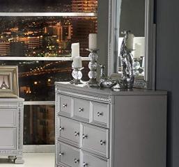 Bevelle Dresser by Homelegance