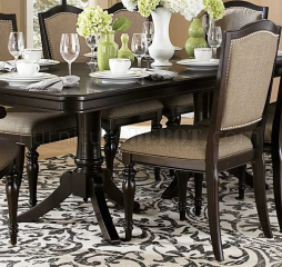 Marston Dining Table by Homelegance