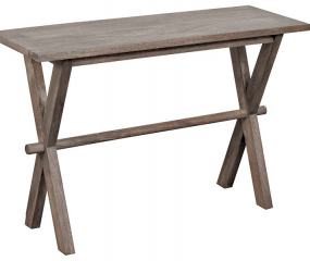 X-Table Console Table by Porter
