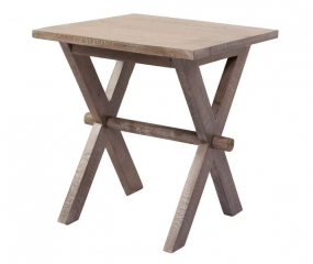 X-Table End Table by Porter