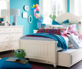 Summerset Low Poster Bed by Legacy Classic Kids