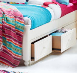 Summerset Underbed Storage Drawer by Legacy Classic Kids