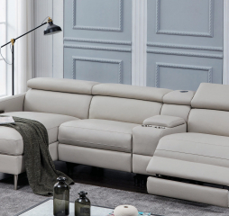 Beryl Four Piece Power Sectional by Coaster
