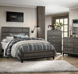 Davi Bed by Homelegance