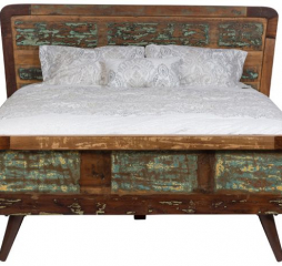 Route 66 Queen Bed By Porter