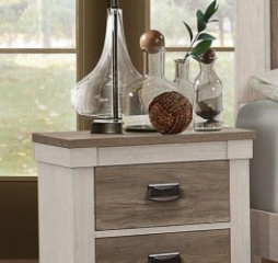 Arcadia Nightstand by Homelegance