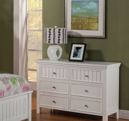 Turner Six Drawer Dresser by North American Wood