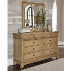 Ashby Woods Mirror by Legacy Classic