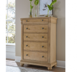Ashby Woods Drawer Chest by Legacy Classic