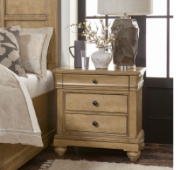 Ashby Woods Nightstand by Legacy Classic