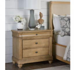 Ashby Woods Bedside Chest by Legacy Classic