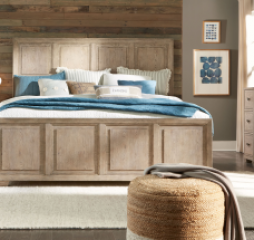 Bridgewater Panel Bed by Legacy Classic