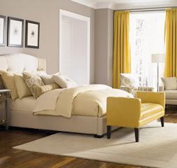 Bergman Bed by Jonathan Louis