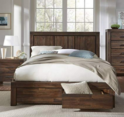 Meadow Storage Bed by Modus