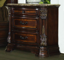 Antoinetta Nightstand by Homelegance