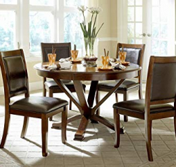 Helena Round Dining Table by Homelegance