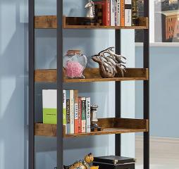Estrella Industrial Bookcase by Coaster