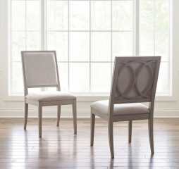 Cinema Rachel Ray Upholstered Side Chair by Legacy Classic
