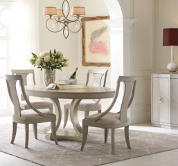 Cinema Rachel Ray Oval Dining Table by Legacy Classic