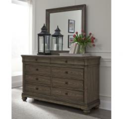 Hartland Hills Dresser by Legacy Classic