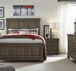 Hartland Hills Panel Bed by Legacy Classic