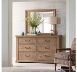 Monteverdi Landscape Mirror by Legacy Classic