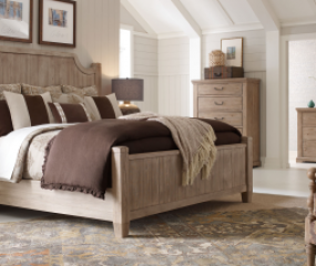 Monteverdi Low Post Bed by Legacy Classic