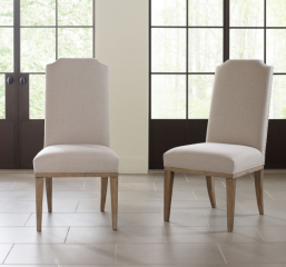 Monteverdi Upholstered Side Chair by Legacy Classic