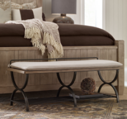Monteverdi Bed Bench by Legacy Classic