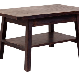 Marks Coffee Table w/ Shelf by Porter