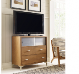 Hygge Media Chest by Legacy Classic