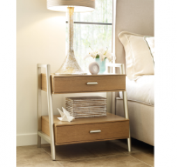 Hygge Leg Nightstand by Legacy Classic
