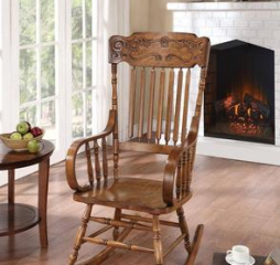 Windsor Back Rocking Chair by Coaster