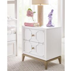 Chelsea Nightstand w/ Decorative Lattice by Legacy Classic Kids