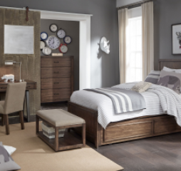 Sawyers Mill Panel Bed by Legacy Classic Kids