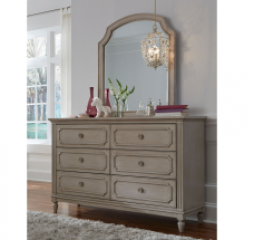 Emma Arched Mirror by Legacy Classic Kids