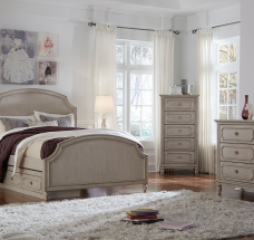 Emma Arched Panel Bed by Legacy Classic Kids