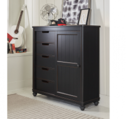 Crossroads Sliding Door Chest by Legacy Classic Kids
