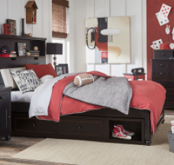 Crossroads Underbed Storage Unit by Legacy Classic Kids