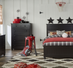Crossroads Panel Bed by Legacy Classic Kids