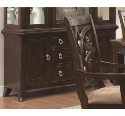 Keegan Buffet and Hutch by Homelegance