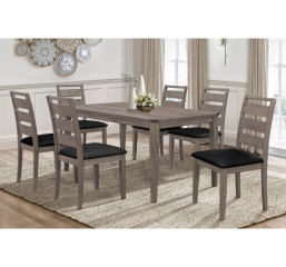 Woodrow Dining Table by Homelegance
