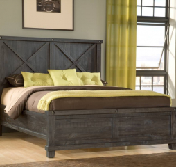 Yosemite Low Profile Bed by Modus