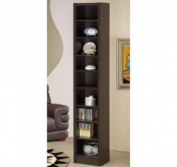 Casual Cappuccino Bookcase by Coaster