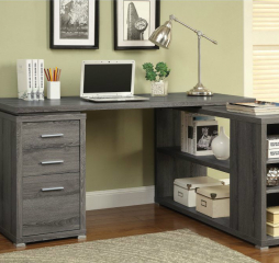 Yvette Office Desk by Coaster