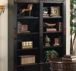 Rowan Double Bookcase by Coaster