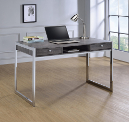 Wallice 2-Drawer Writing Desk by Coaster